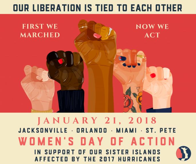 Volunteers Needed for Women's Day of Action